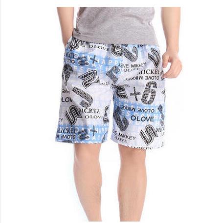 时尚沙滩裤