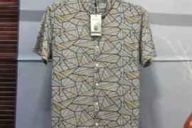 啄木鸟商务休闲短袖衬衫7元