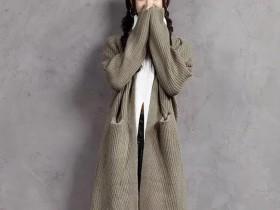女装厚开衫杂款尾货7元