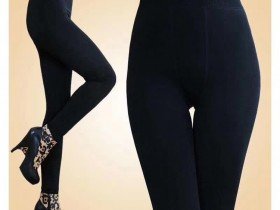 女款修身显瘦打底裤清货6元
