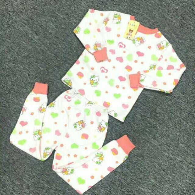 小童牛奶丝加绒保暖衣套装8元 5元童装批发 第10张